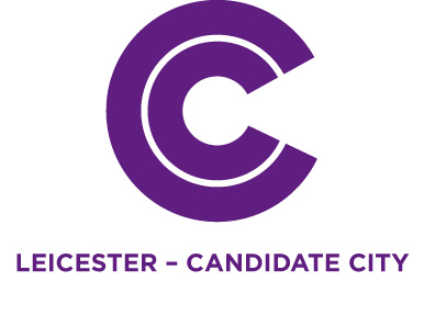 Leicester UK City of Culture Candidate City Logo