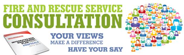 Fire and rescue service consultation
